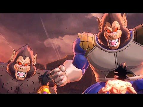 Dragon Ball Xenoverse 2 Gameplay video HD