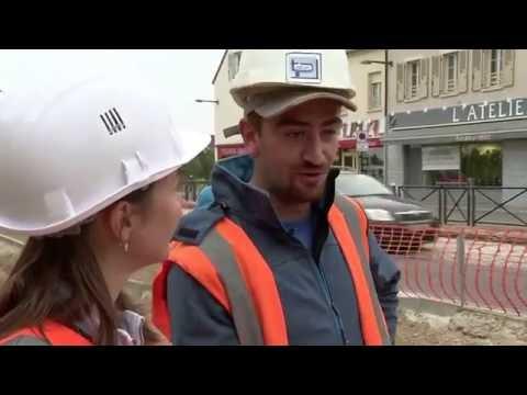 L'Eco du Mercredi - Les métiers des travaux publics - 12/10/16