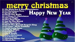 Merry Christmas 2018     Lagu Natal Terbaik Sepanjang Masa -hit lagu natal   