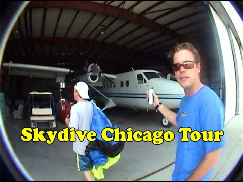 Skydive Chicago Tour With Dave Brown July 2003