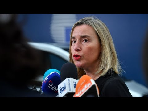 Iran nuclear deal 'not in good health, but still alive,' says EU top diplomat
