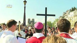 Notre-Dame au cœur du Chemin de Croix