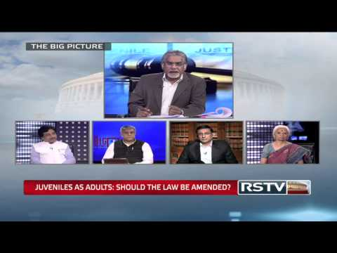The Big Picture - Juveniles as Adults: Should the law be amended?