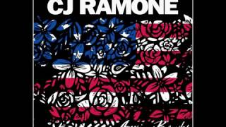 CJ Ramone   Let's Go (adelanto American Beauty) - 2017