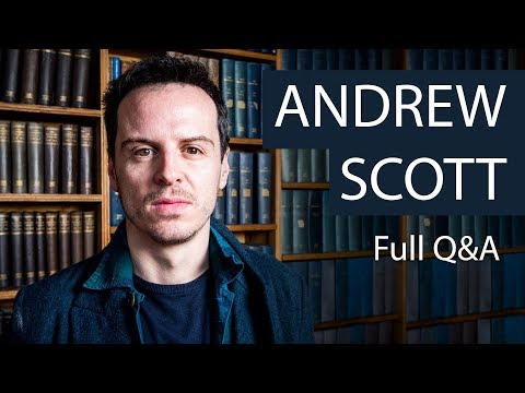 Andrew Scott  Full Q&A  Oxford Union