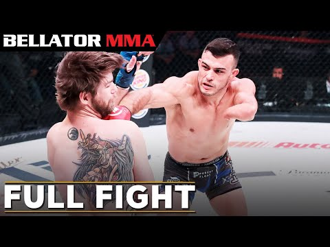 Full Fight | Mike Newell vs. Corey Browning - Bellator 225