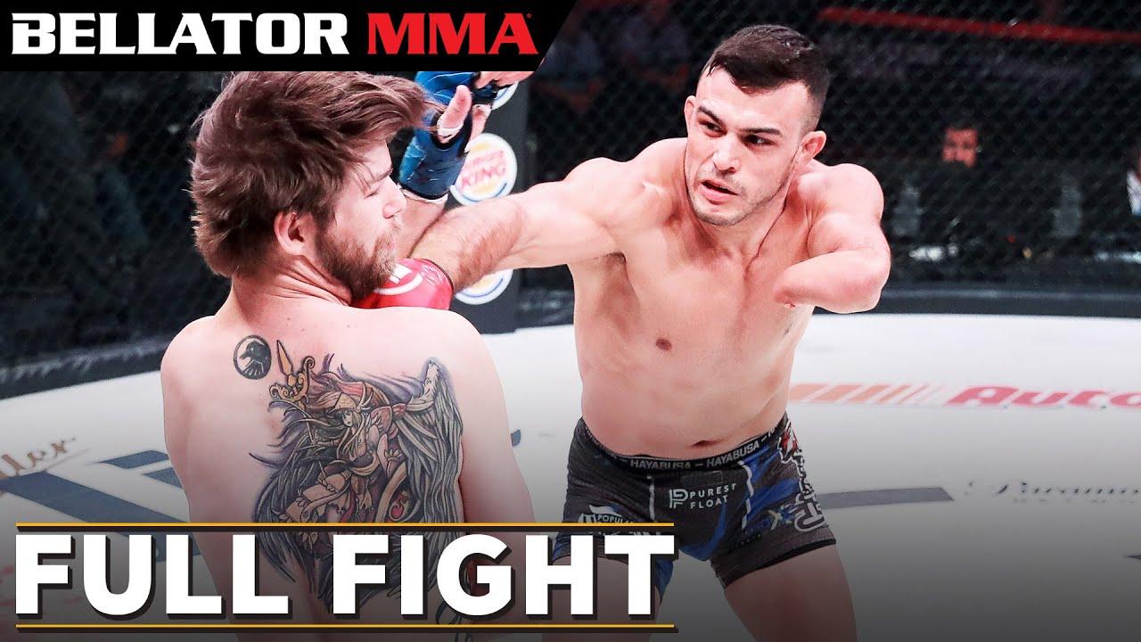 Full Fight | Nick Newell vs. Corey Browning - Bellator 225