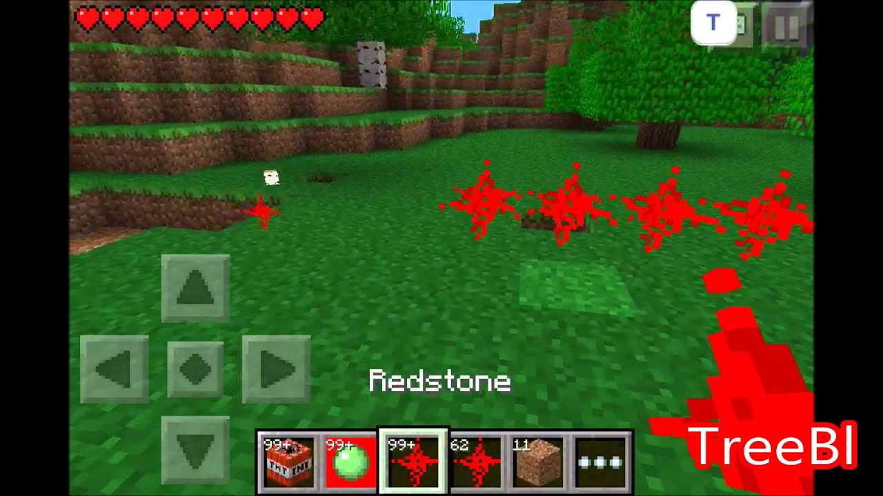 how to get redstone in minecraft