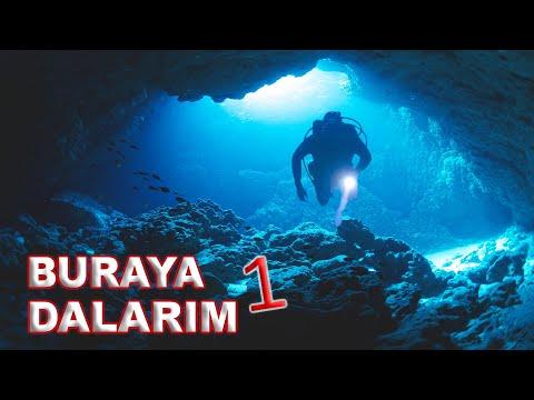 BURAYA DALARIM 1 - Türkiye'nin En Güzel Dalış Bölgeleri - Fethiye Türk Hamamı & Afkule