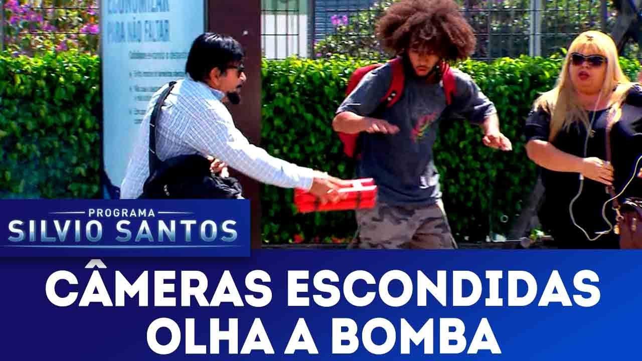Download Olha a Bomba! | Câmeras Escondidas (17/02/19)