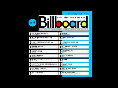 Billboard Top AC Hits  1988
