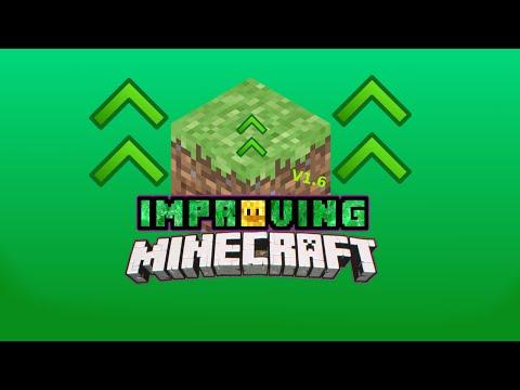 minecraft improving minecraft mod 1.7.10