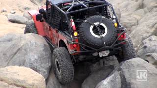 Project-jk Raw : 2012 King Of The Hammers Evo 1's Qualifying Run Up Chocolate Thunder