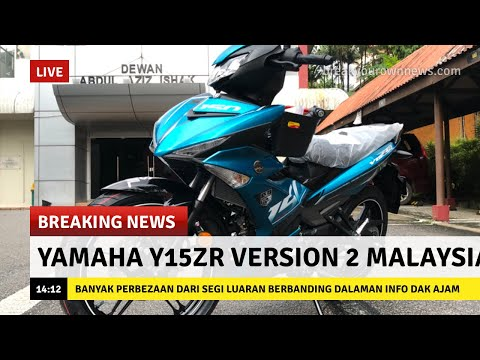 YAMAHA Y15ZR V2 2019 REVIEW (quick review)