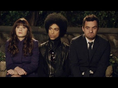 Zooey Deschanel Reveals Prince Cut Kardashians From 'New Girl' Episode