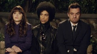 Zooey Deschanel Reveals Prince Cut Kardashians From 'New Girl' Episode