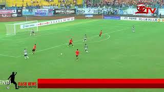 Gol  Persela Ke Gawang Persija Suramadu Super Cup 2018