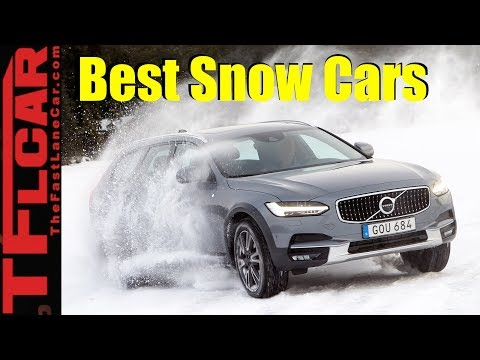 Top 10 Snow-Worthy AWD Cars Ranked