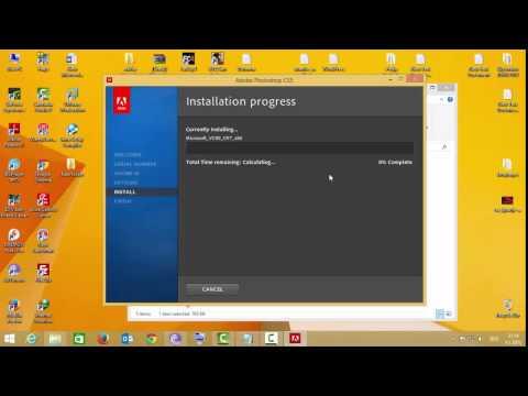 Kako instalirati PhotoShop CC 64bit | Doovi