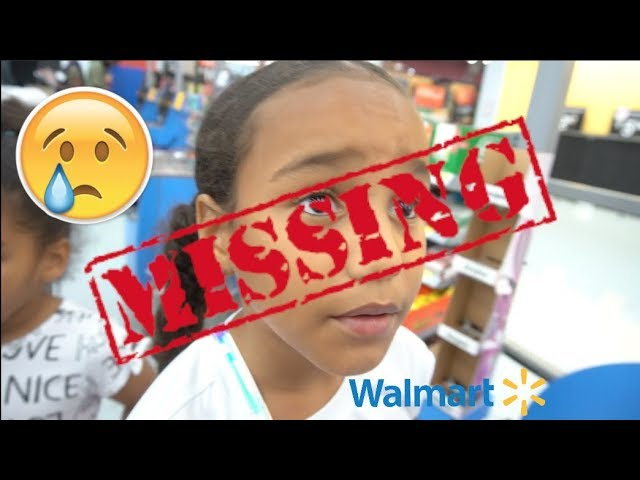 we-lost-our-lil-sister-at-walmart