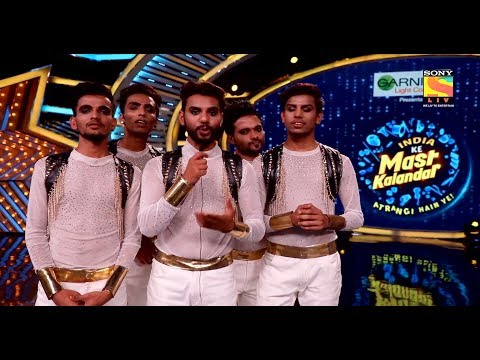 India Ke Mast Kalandar - DANCING WITH HEELS - Behind The Scenes