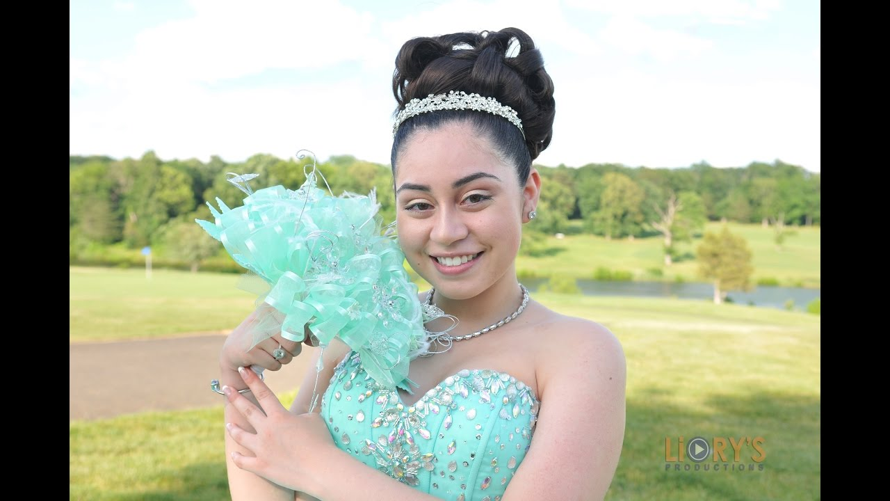 386faf07062 QUINCEAÑERA HIGHLIGHTS - JASMINE MARTINEZ - YouTube