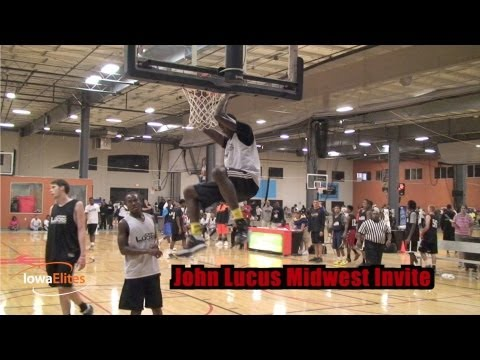 Top Plays of Day 1 @ 2013 John Lucas Midwest Invitational