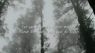 #musikviral RENDY PANDUGO(edge of the heart lirik + terjemahan