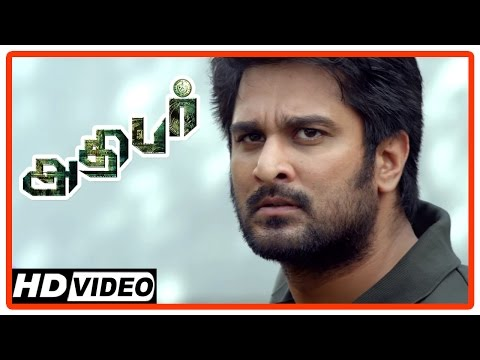 Adhibar Tamil Movie | Scenes | Richard Tries To Kill Jeevan | Nandha