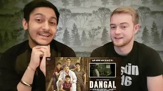 Dangal | Official Trailer Reaction and Discussion (British)