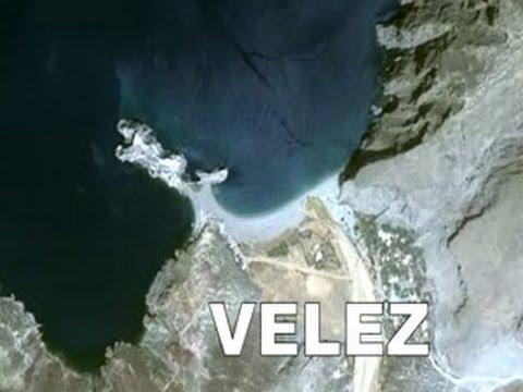 Serie de 3 vídeos sobre las islas y peñones en la costa africana.