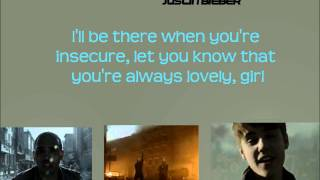 Chris Brown feat Justin Bieber Next to you Karaoke - SING WITH THEM!!
