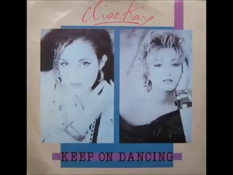 CLIO & KAY - Keep on Dancing (Club Mix) 1988