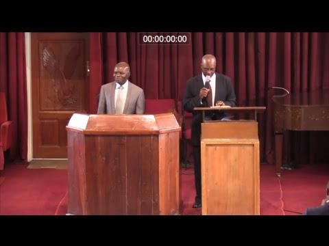 Principles of Restoration Pt.2 - Pastor H. B Chesa