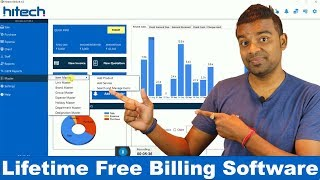 Life time Free Download Billing Software | Unlimited Invoice, inventory, Profit and Loss Analysis !