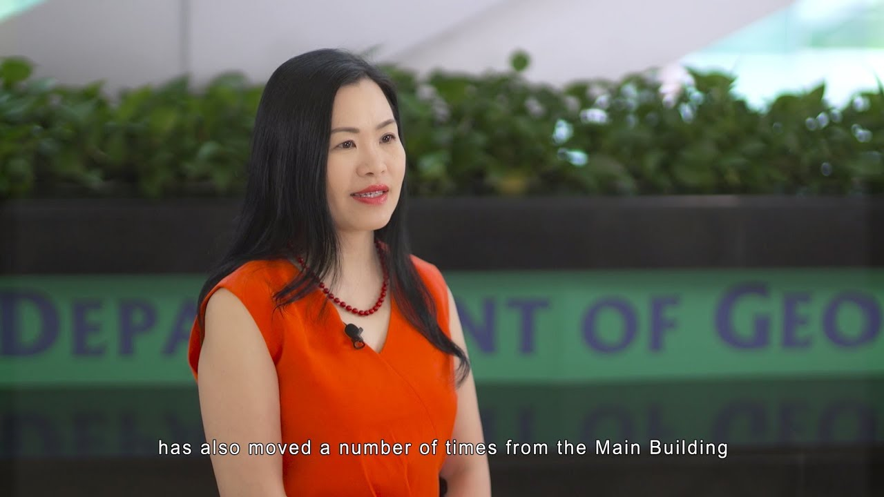 Welcome message from our Head of Department, Professor Becky P.Y. Loo