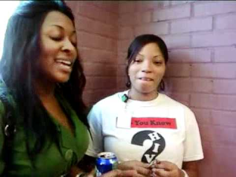 Jessica Reedy and I singing Falling in Love with Jesus