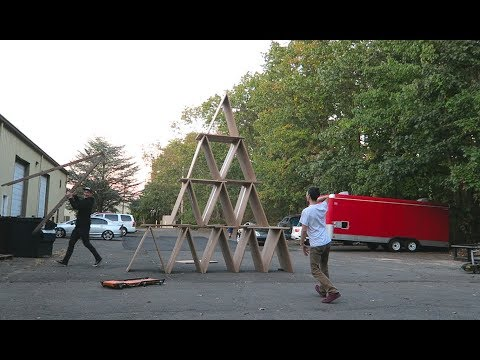 Download Youtube: GIANT TOWER & UNBURYING A SILVIA!!