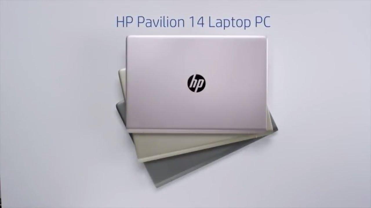 Hp Pavilion 14 Laptop Youtube