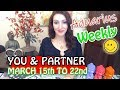 "Aquarius SOULMATE TAROT ""SICK OF WAITING ON THEM !!!"" MARCH 16-22 WEEKLY TAROT READING"