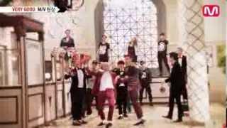 Repeat youtube video 131002 Making of Block B's Very Good MV