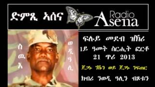 Voice of Assenna: Special Program - 1st Anniversary, 21 January - Forto Operation & Wedi Ali