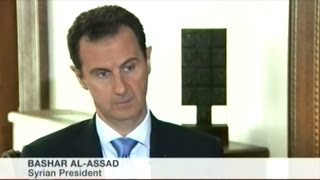 Syrian President Says He Sees Donald Trump As A Potential Ally NOT A Foe