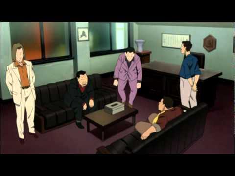 Paranoia Agent Episode 4 Part 1 (English) - YouTube