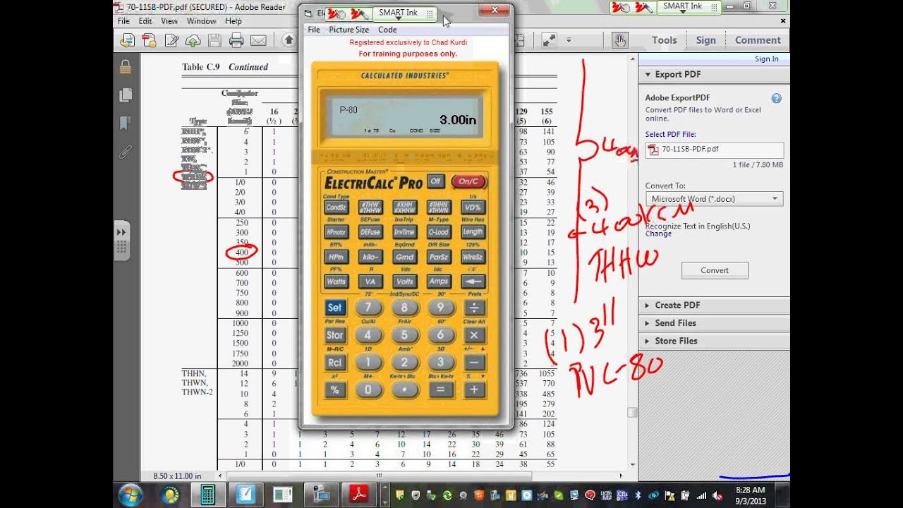 Conduit fill calculations 09 03 13 youtube conduit fill calculations 09 03 13 keyboard keysfo Image collections