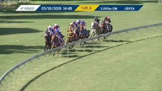 Vidéo de la course PMU PREMIO ESPECIAL COURAGEUSE