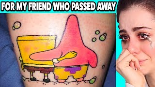 Amazing Tattoos With HIDDEN MEANINGS !