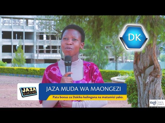 Mrejesho wa wateja wa Arusha kuhusu bonasi walizopata na Jaza Ujazwe.