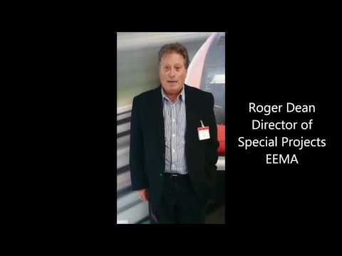 Roger Dean, Director of Special Projects, EEMA