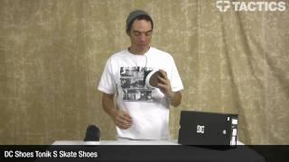 DC Shoes Tonik S Skate Shoes